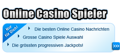 ONLINE CASINO SPIELER